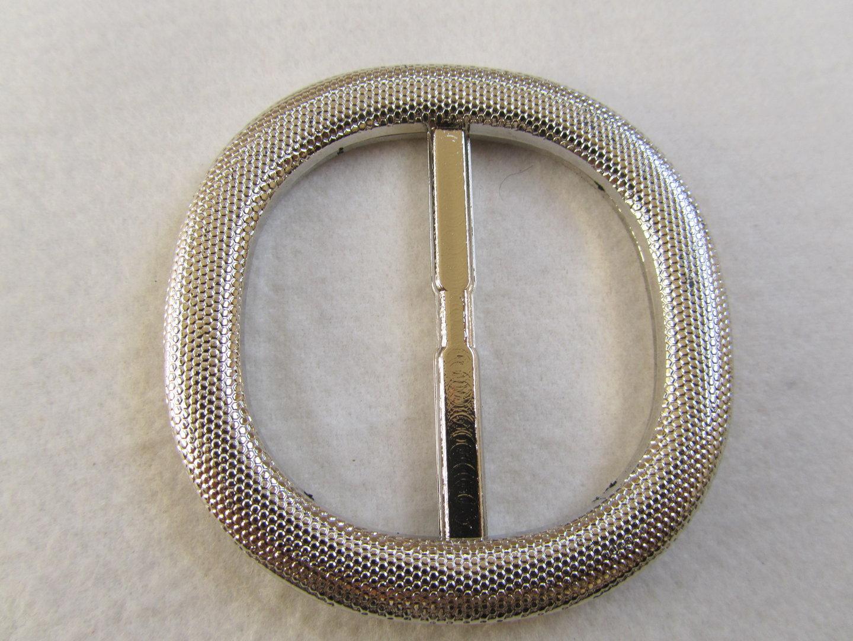 Detaillierung Geschicktes Design günstig kaufen Gürtelschnalle silber G18005 - billigeknoepfe
